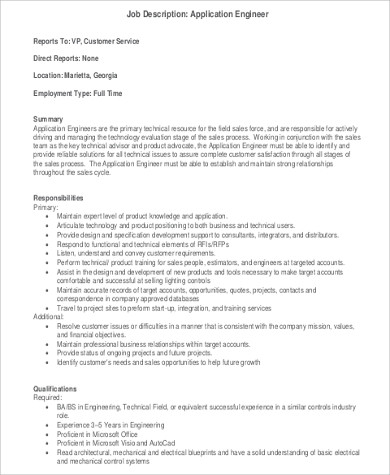 application project manager roles and responsibilities