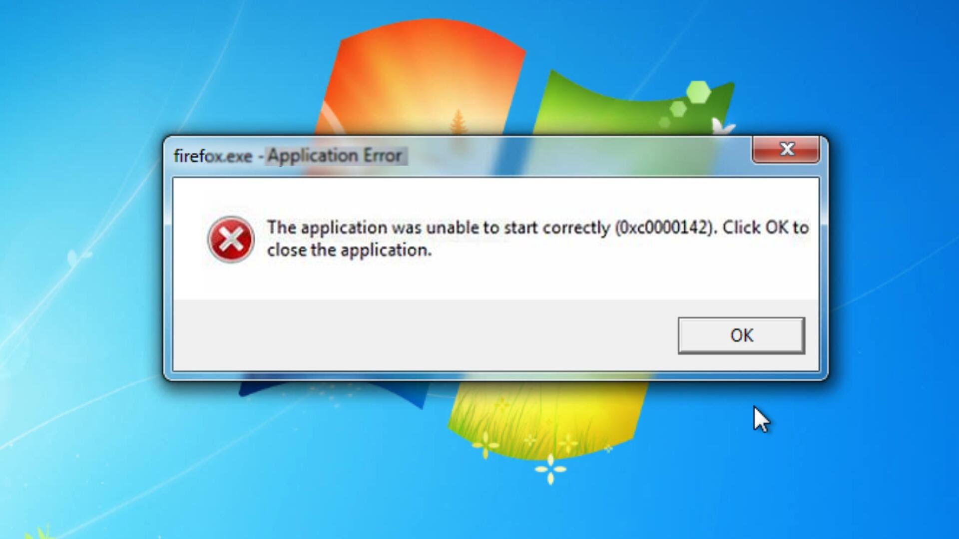 the application was unable to start correctly 0xc0000022 windows 10