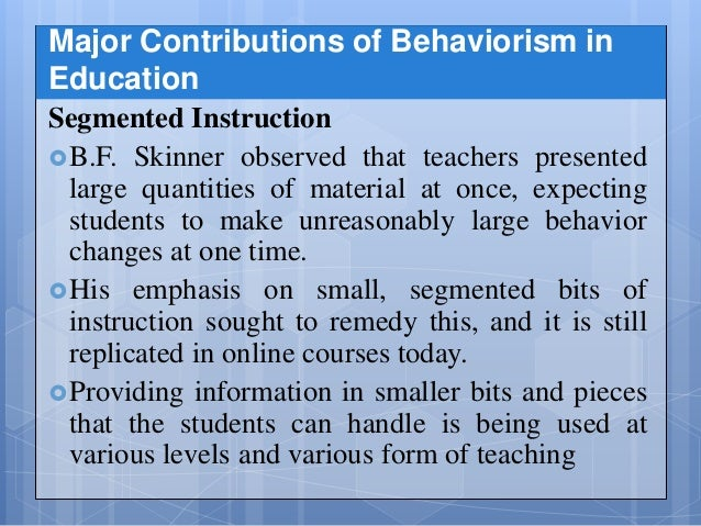 behavioral finance theory and practical application