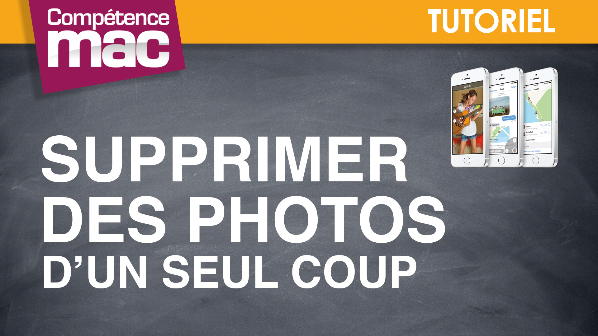 application pour supprimer contact iphone