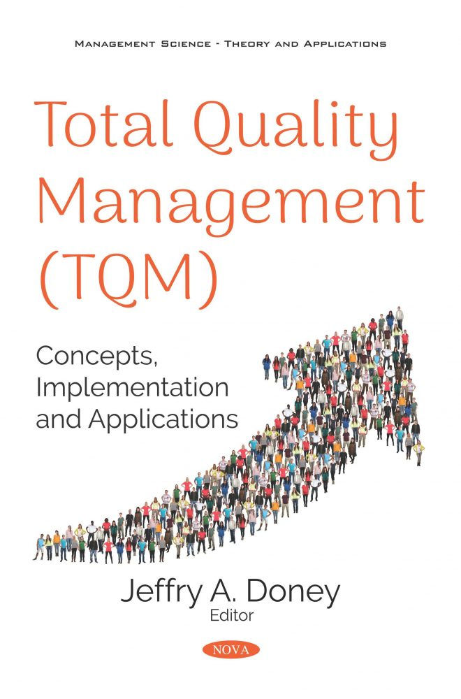 application of total quality management