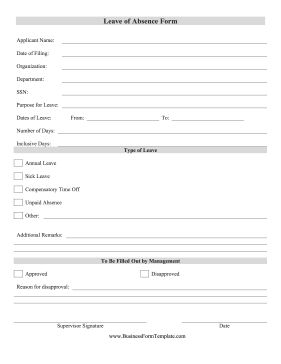 one day leave application to boss
